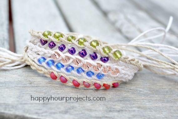 07-Bead-and-hemp-summer-ankle-bracelet