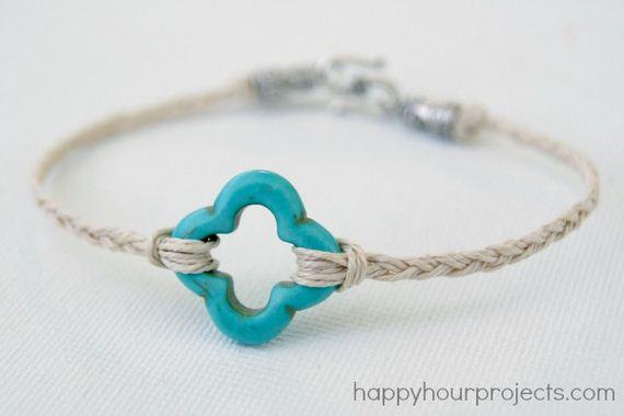 09-Bead-and-hemp-summer-ankle-bracelet