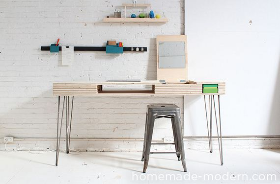 Awesome DIY Desks