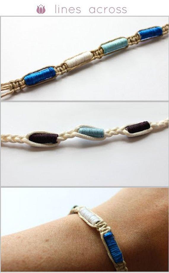Cool diy hemp bracelet patterns