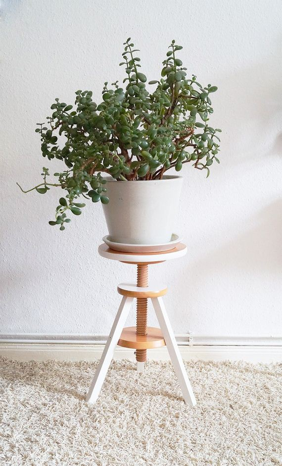 15-DIY-Plant-Stand