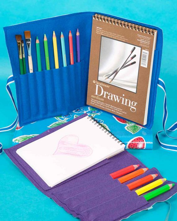 Amaying diy back to school projects for Construction organizer notebook