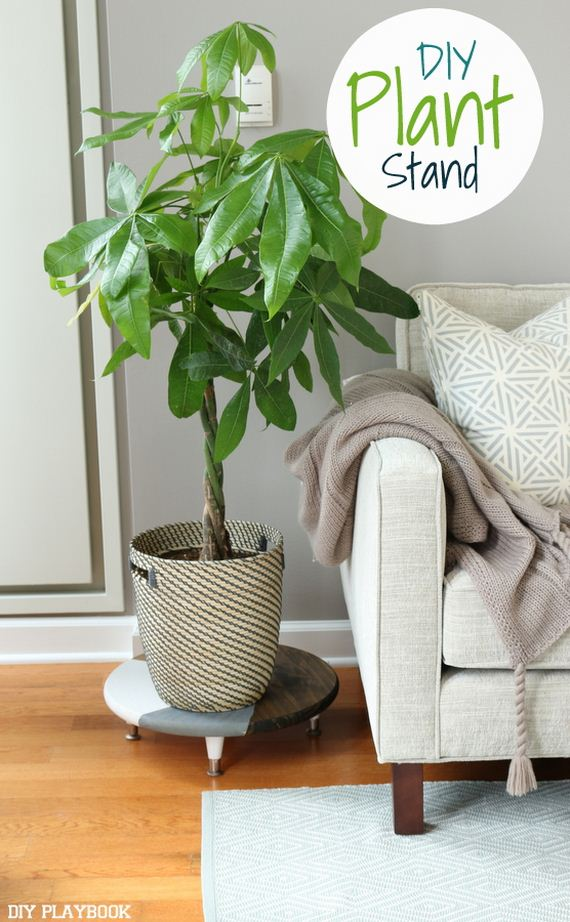 23-DIY-Plant-Stand