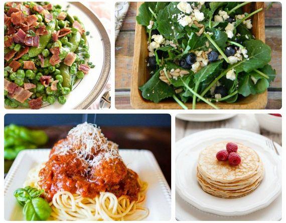 Tasty Spring Recipes