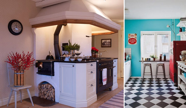 Awesome Ideas To Add Vintage Touch To Your Kitchen