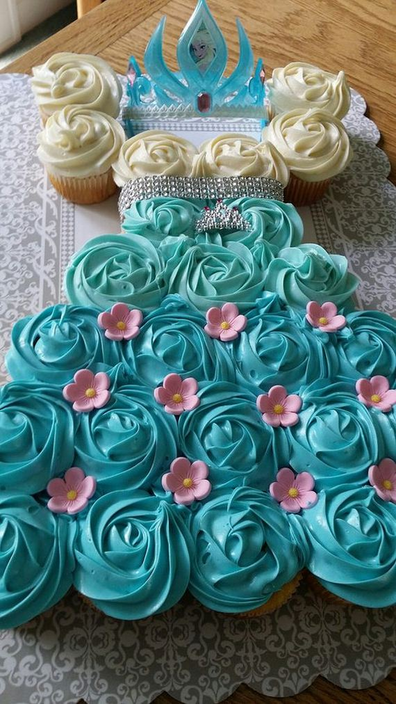 Awesome Birthday Cupcake Cakes