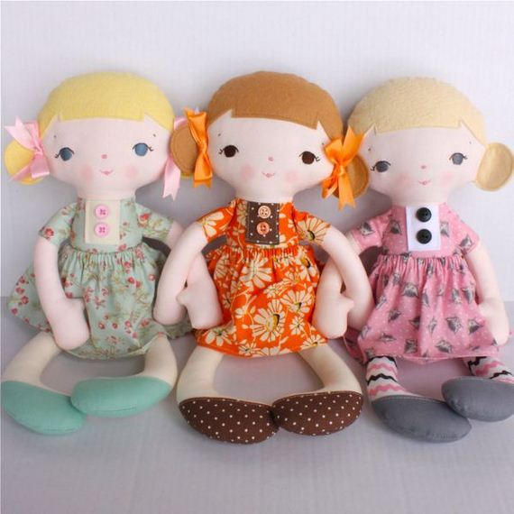 Amazing DIY Dolls For Kids