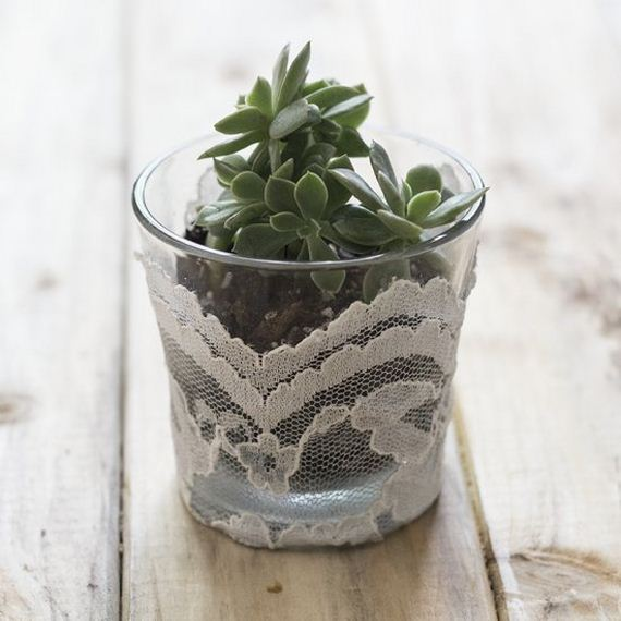 How To Upcycle Glass Bottles Jars And Cups