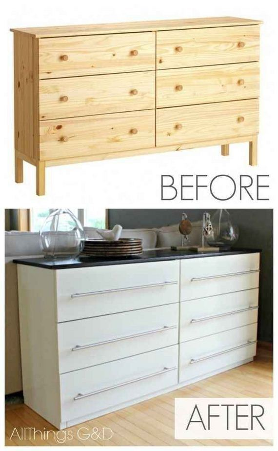 10-ways-to-redecorate-old-dressers