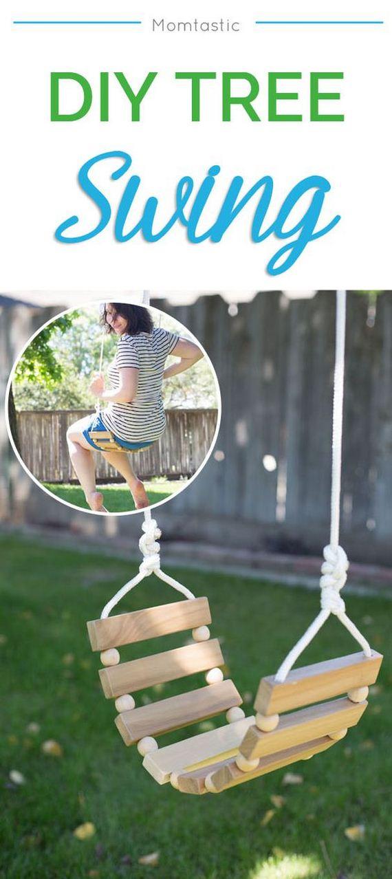Awesome Diy Garden Swings