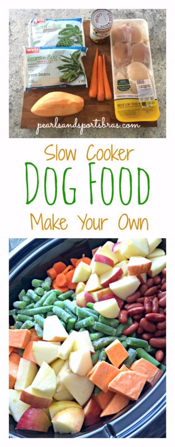 Natural Homemade Dog Food Recipes Free