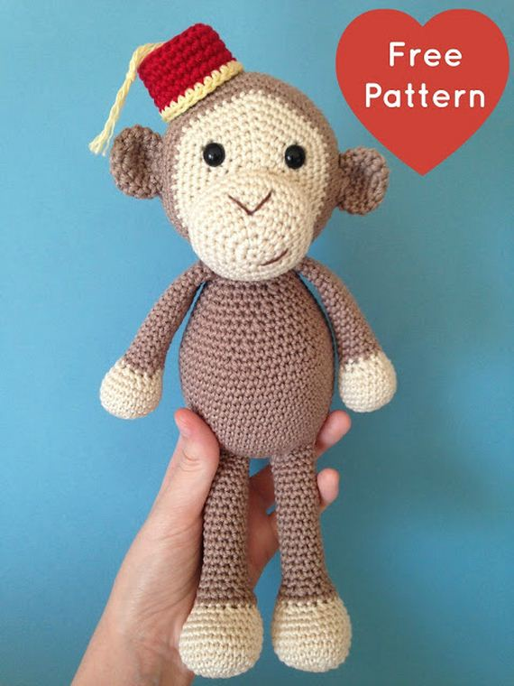 12-Free-Amigurumi-Patterns