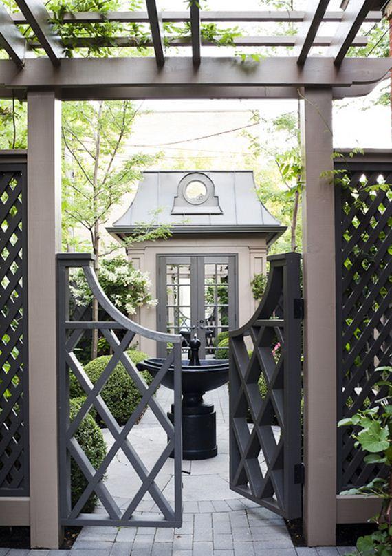 Amazing Garden Gates