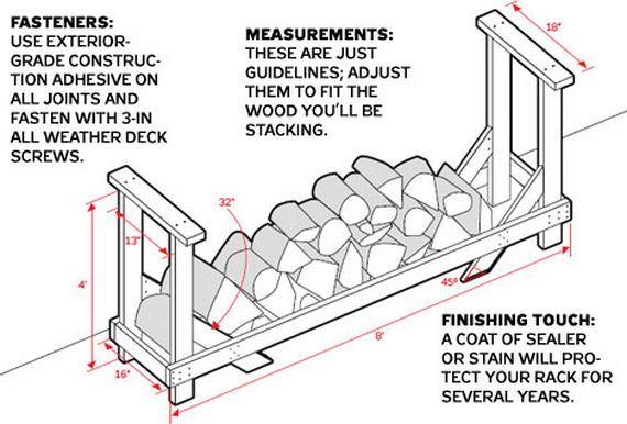 14-Easy-DIY-Outdoor-Firewood-Racks