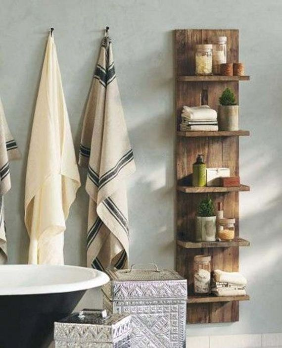 Diy Bathroom Projects amazing diy pallet bathroom projects