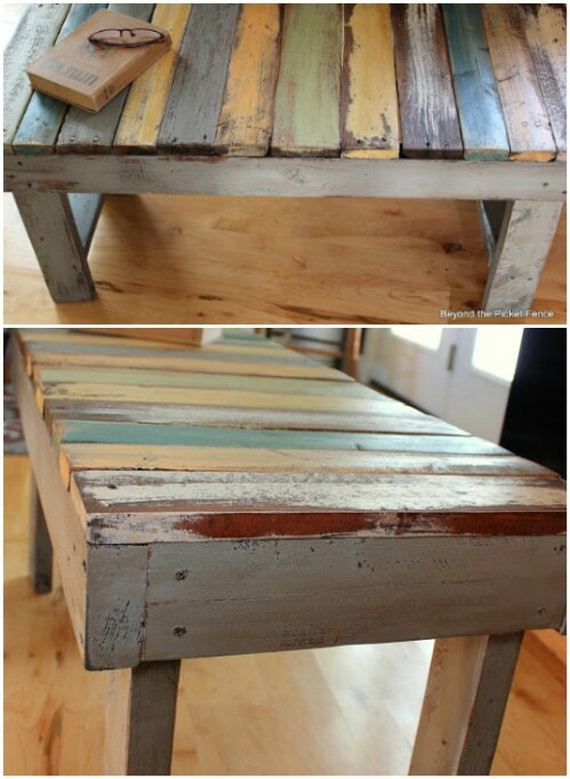 Eco Friendly Reclaimed Wood Tutorials
