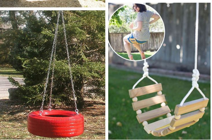 swing the small by oak original product swings rope garden indiaatbretts company theoakandropecompany and