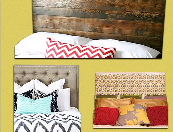 Awesome DIY Headboard Ideas for Your Bedroom
