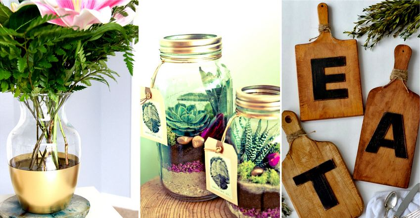 Amazing DIY Spring Projects Collection
