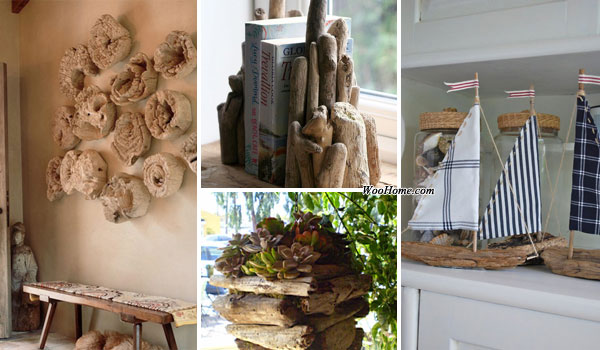 Diy Driftwood Decoration Tutorials