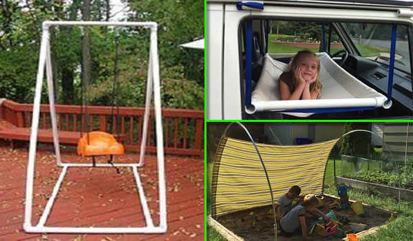 Great PVC Pipe Projects For Kids