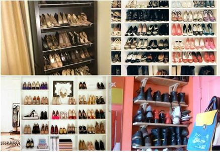 Amazing Ways to Organize Your Shoes