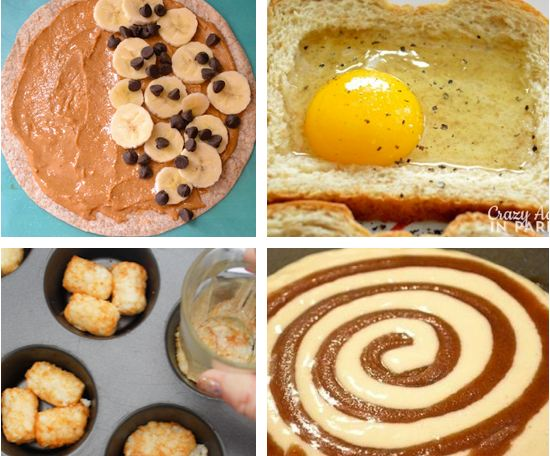 Amazing Breakfast Ideas