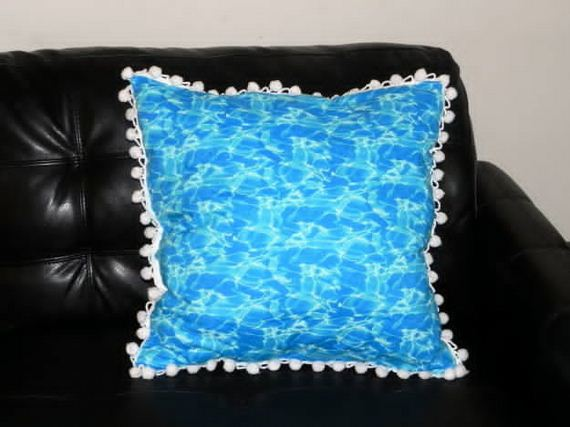 Cool DIY Pillows Covers Ideas