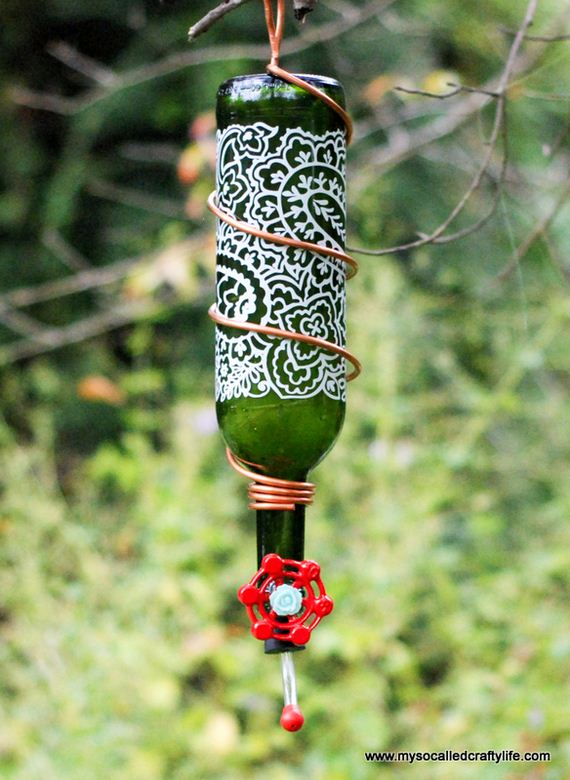 How To Repurpose Old Wine Bottles