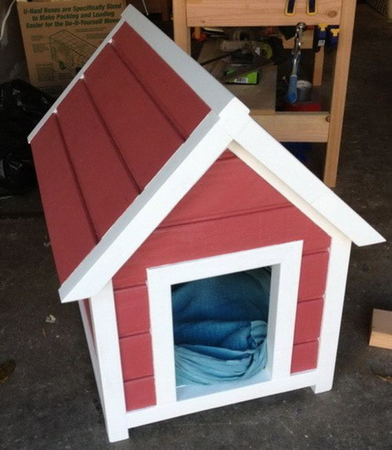 what a big difference a great paint job might make build a dog house