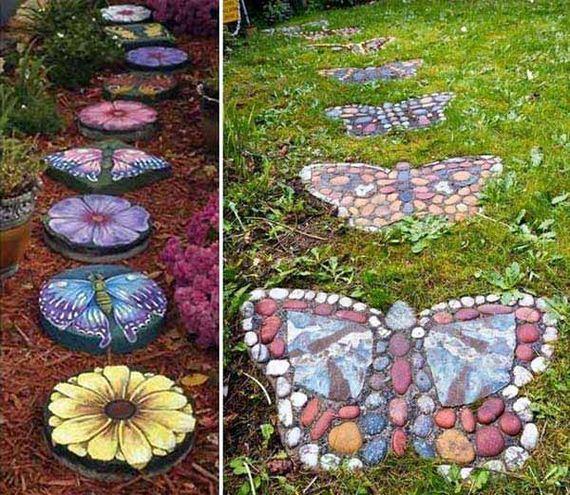 04-Handmade-Cheap-Garden-Decor-Ideas