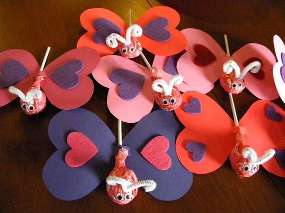 Awesome DIY Valentines Days Crafts For Kids