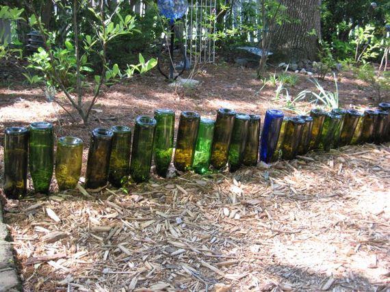 11 usos para botellas de vino - Artículos - Networx