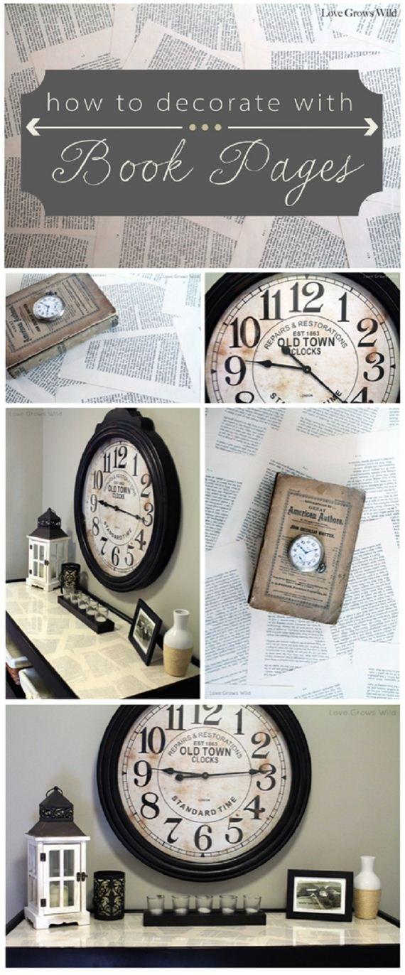 Vintage DIY Home Decor Ideas