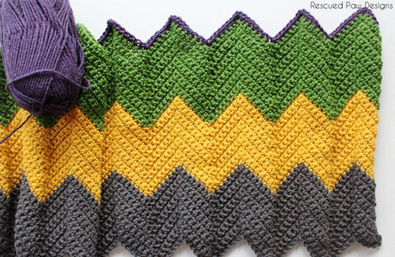 06-Free-and-Cute-Baby-Blanket-Crochet-Patterns