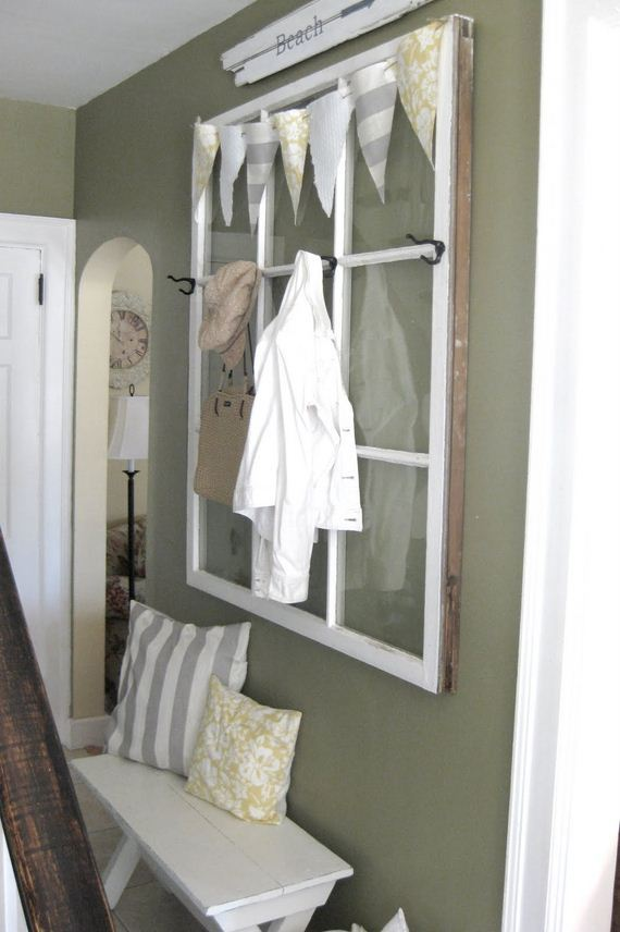 How To Repurpose And Reuse Old Windows