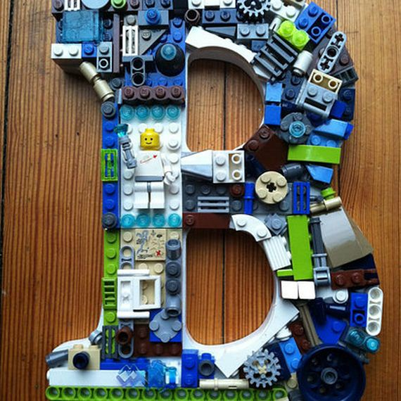 Easy diy crafts ideas for your kids for Diy lego crafts