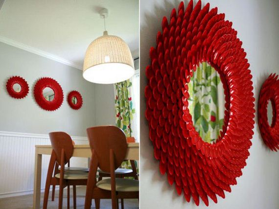 Awesome DIY Plastic Spoon Recycling Ideas