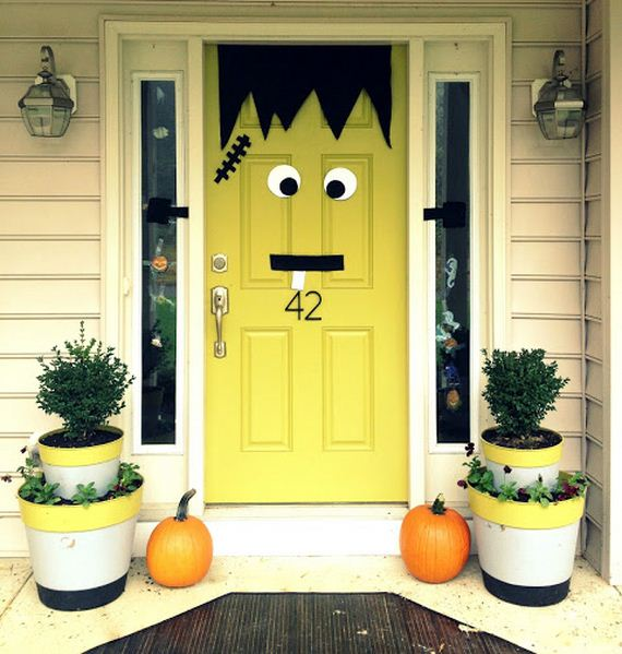 13 awesome diy halloween decorations - Creative Halloween Decoration Ideas