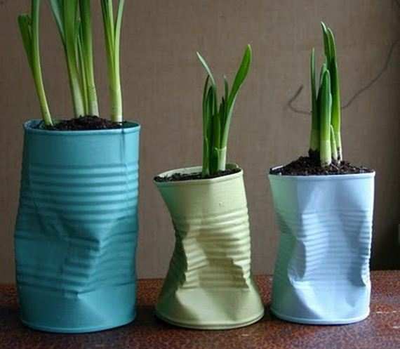 Amazing diy empty tin cans recycled crafts - Diy tin can ideas ...