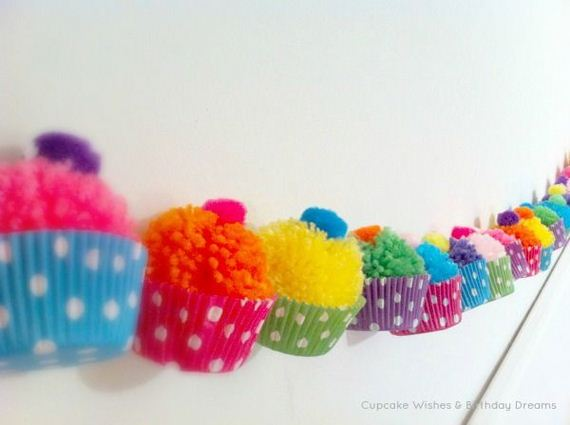 Easy DIY Pom-Pom Decoration Tutorials