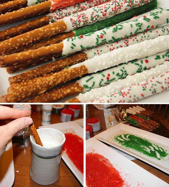 Tasty diy ideas for christmas treats for Xmas creative ideas