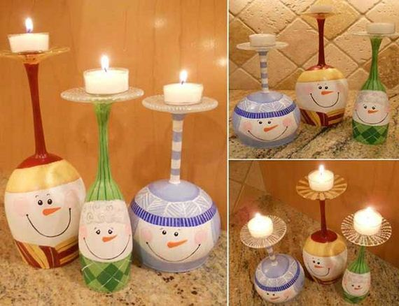 cool diy christmas decoration ideas - Christmas Decoration Ideas 2016