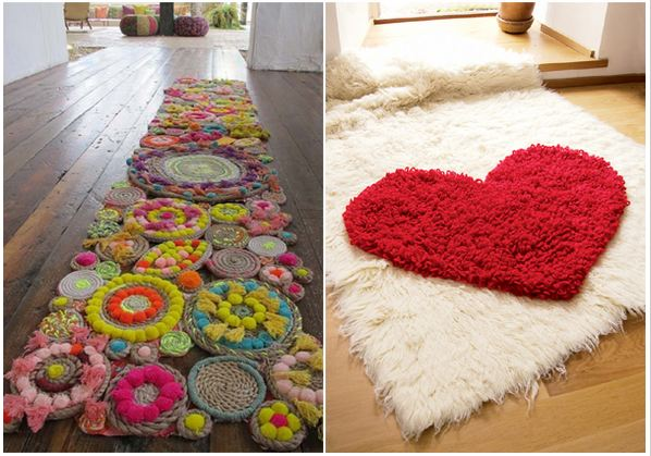 Amazing DIY Rugs For Your Home