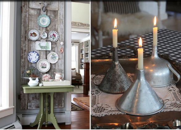 15 Great DIY Vintage Decorations