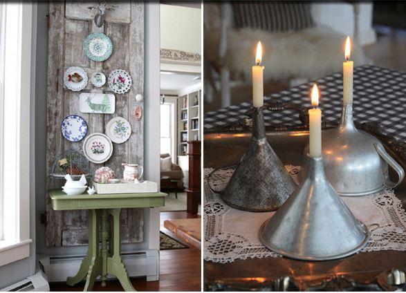 15 Great DIY Vintage Decorations