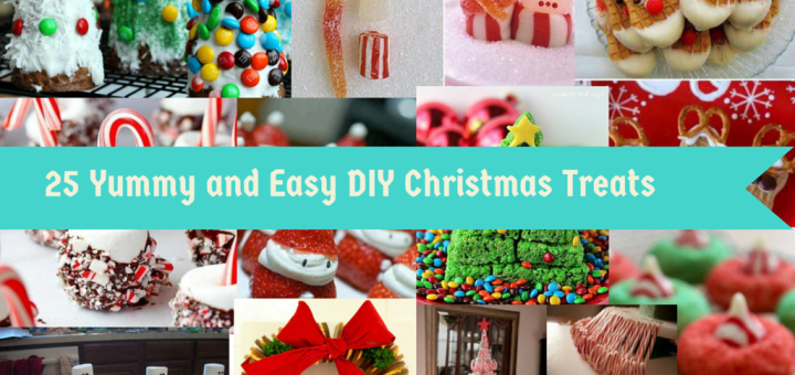 Tasty DIY Ideas For Christmas Treats