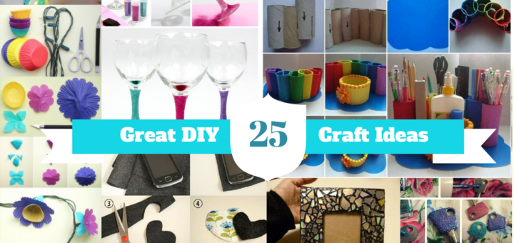 Cool Handmade Home Craft Ideas