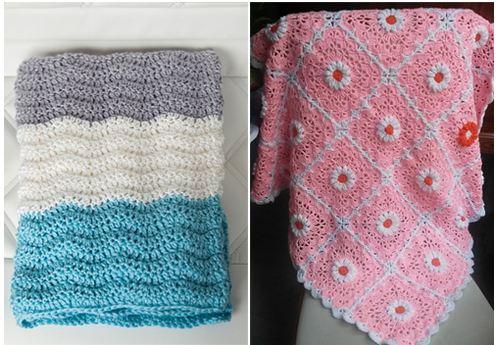 Unique Baby Blanket Crochet Patterns