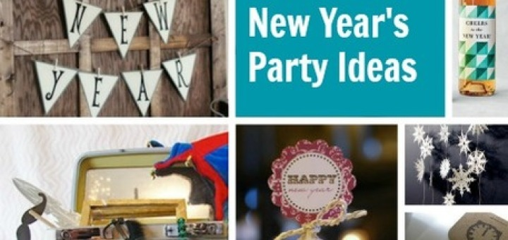 How To Host The Best New Year's Party Ever
